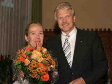 Ehrung vom Hauptsponsor Bonnfinanz AG für meine Erfolge